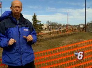 Flood Control Construction Making Visible Progress